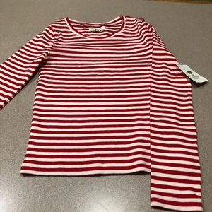 Nwt Tucker and Tate size 10 striped